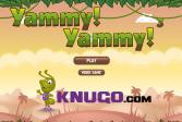 Играть Ням Ням 3 онлайн флеш игра для детей