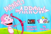 Играть Обезьяна стрелок онлайн флеш игра для детей