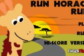 Играть Беги Гораций, беги онлайн флеш игра для детей