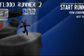 Играть Спастись от волны 2 онлайн флеш игра для детей