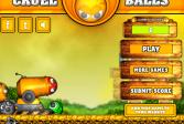 Играть Жестокие шары онлайн флеш игра для детей
