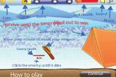Играть Защита лагеря онлайн флеш игра для детей
