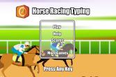 Играть Гонки на лошадях онлайн флеш игра для детей