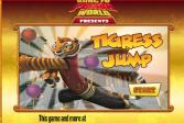 Играть Тигрица перейти онлайн флеш игра для детей