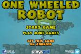 Играть Одно колесо онлайн флеш игра для детей