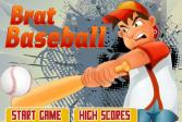 Играть Хулиганский бейсбол онлайн флеш игра для детей