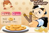 Играть Хранитель печенья онлайн флеш игра для детей