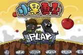 Играть Фруктовый герой онлайн флеш игра для детей
