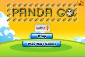 Играть Панда идёт онлайн флеш игра для детей