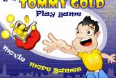 Играть Томми золото онлайн флеш игра для детей