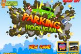 Играть Препятствия к парковке онлайн флеш игра для детей