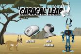 Играть Каракал прыжок мышь онлайн флеш игра для детей