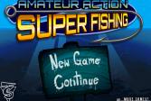 Играть Любительские действия: рыбалка онлайн флеш игра для детей