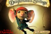 Играть Мышонок Десперо онлайн флеш игра для детей