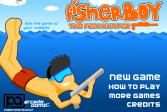 Играть Подводная рыбалка онлайн флеш игра для детей