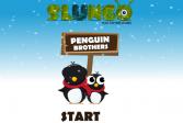 Играть Пингвины братья онлайн флеш игра для детей