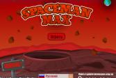 Играть Космонавт Макс онлайн флеш игра для детей