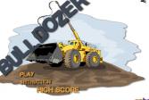 Играть Бульдозер онлайн флеш игра для детей