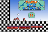 Играть Марио на ВМХе онлайн флеш игра для детей