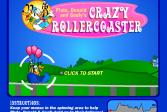 Играть Американские горки онлайн флеш игра для детей