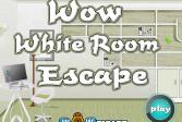 Играть Побег из белой комнаты онлайн флеш игра для детей