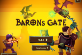 Играть Врата барона онлайн флеш игра для детей