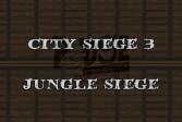 Играть Городская сага 3 осада джунглей онлайн флеш игра для детей