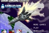 Играть Выберетесь из самолёта онлайн флеш игра для детей