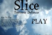 Играть Защита крепости онлайн флеш игра для детей