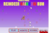 Играть Рождественский олень онлайн флеш игра для детей