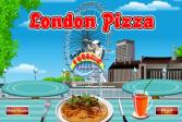 Играть Лондонская пицца онлайн флеш игра для детей