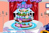 Играть Приготовление шоколадного торта онлайн флеш игра для детей