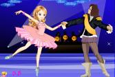 Играть Милая пара онлайн флеш игра для детей