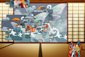 Играть Пазл с феями онлайн флеш игра для детей