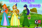 Играть Клуб ведьм Винкс онлайн флеш игра для детей