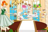 Играть Винкс чайная церемония онлайн флеш игра для детей
