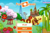 Играть Путешествия Фурии онлайн флеш игра для детей