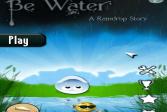 Играть Стань водой онлайн флеш игра для детей