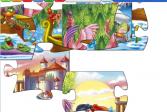 Играть Пазл маленькая русалочка онлайн флеш игра для детей