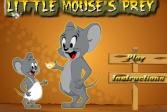 Играть Голодный мышонок онлайн флеш игра для детей