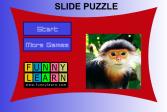 Играть Разгадай головоломку с обезьянкой онлайн флеш игра для детей