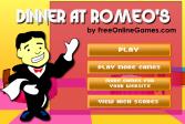 Играть Ужин в Ромео онлайн флеш игра для детей