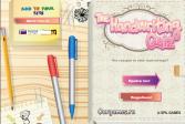 Играть Тест: твой почерк онлайн флеш игра для детей