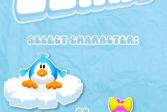 Играть Прыгун с клювом онлайн флеш игра для детей