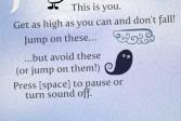 Играть Doodle Jump онлайн флеш игра для детей