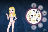 Играть Братц - цветочная девушка онлайн флеш игра для детей