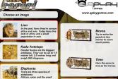 Играть Пазл сафари онлайн флеш игра для детей