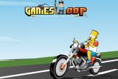 Играть Барт байк Развлечение онлайн флеш игра для детей