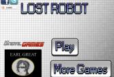 Играть Потерянный робот онлайн флеш игра для детей