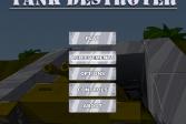 Играть Истребитель танков онлайн флеш игра для детей